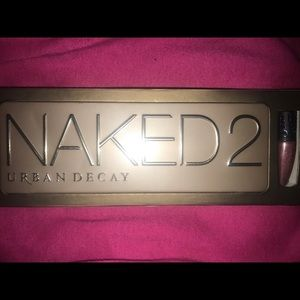 Urban decay naked 2 palette brand new